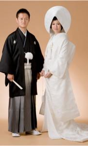 和装結婚式衣裳